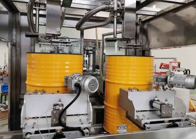 200L Lubricating Oil Filling Line