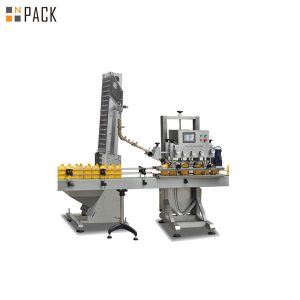 6 wheels capping machine