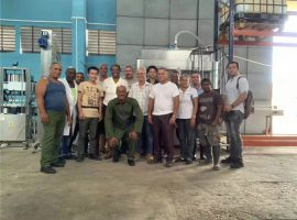 After sales installation machinery 2