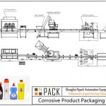Automatic Corrosive Product Filling Line