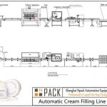 Automatic Cream Filling Line
