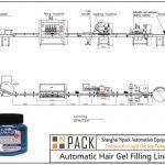 Ligne de remplissage de gel capillaire automatique