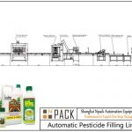 Automatic Pesticide Filling Line