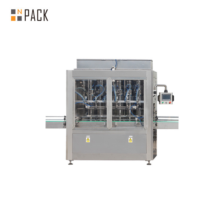 rapeseed oil filling machine