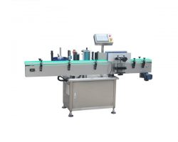 Automatic-Round-Bottle-Wrap-Labeler