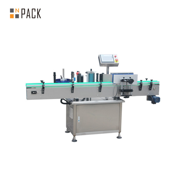 utomatic-Round-Chai-Wrap-Labeler