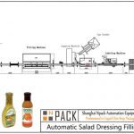 Automatic Salad Dressing Filling Line