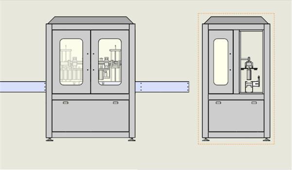 Lave-linge automatique à remontée d'air2