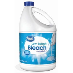 Bleach filling