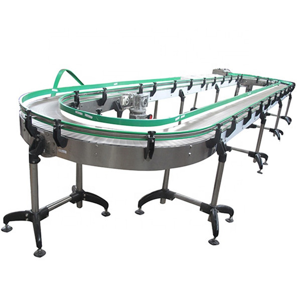 Bottle Conveyor Belt System