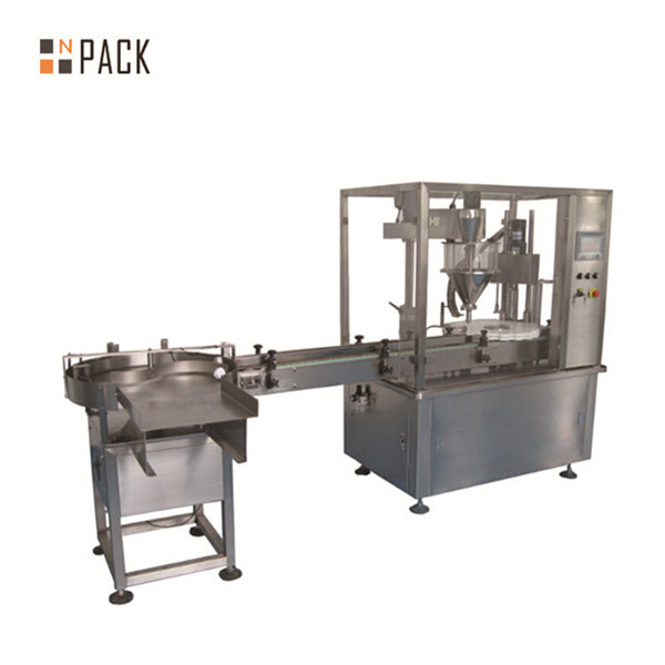 Face Cream Filling Machine