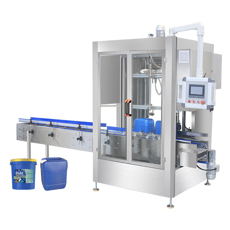 Fully Automatic Weighting Type Filling Machine