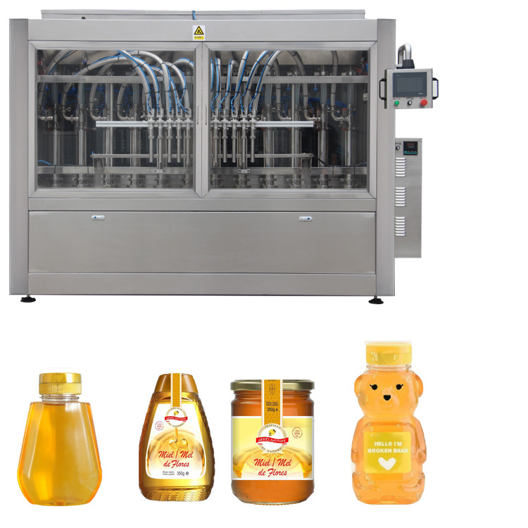Honey Liquid Filling Machine