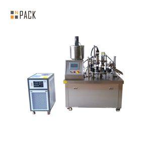 Poluautomatska mašina za punjenje plastičnih cijevi i brtvi