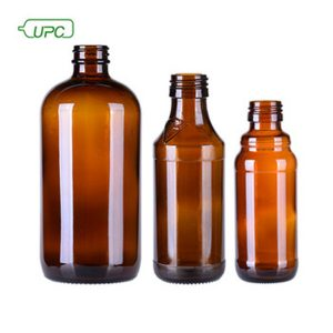 Agricultural Chemicals Bottle