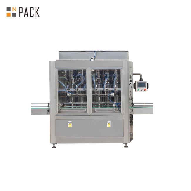 machine de remplissage de bouteilles de produits chimiques agricoles