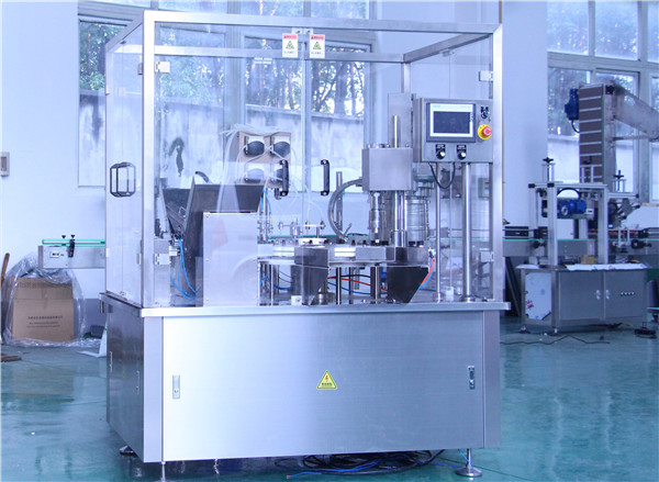 eye drop filling machine