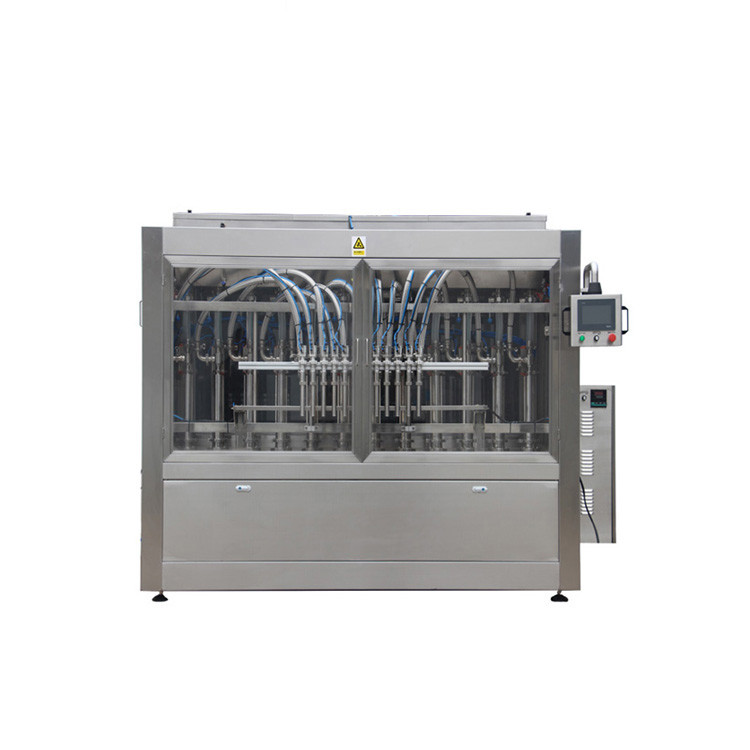 machine de remplissage de confiture