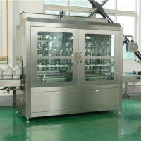 machine de remplissage d'huile de lubrification (3)