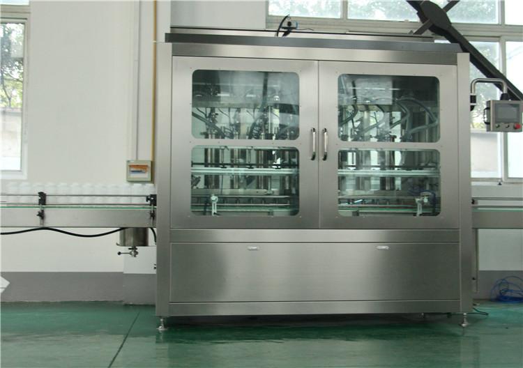 machine de remplissage de sirop d'érable