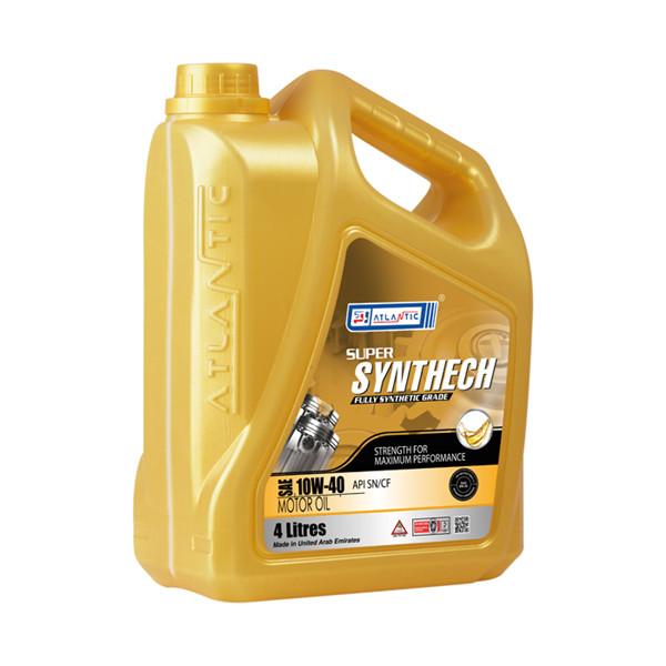 l'huile de moteur