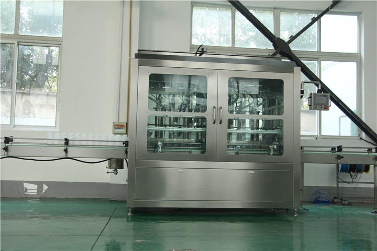 machine de remplissage de sauce de soja