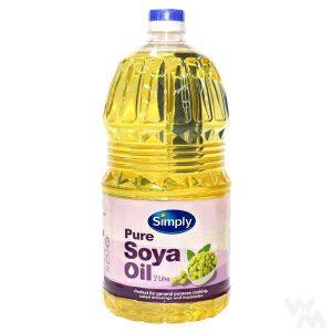 minyak kacang soya 2L